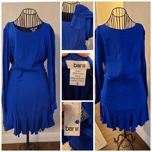 Bar lll | Royal Blue Dress